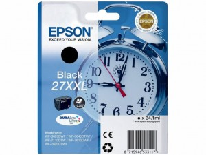 Tusz Epson T2791 XXL black 34.1 ml C13T27914012