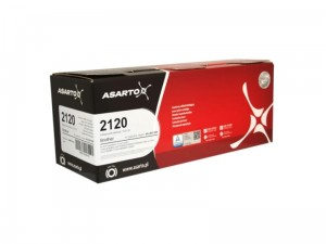 Toner Asarto Brother AS-LB2120N black 2.6k TN2120