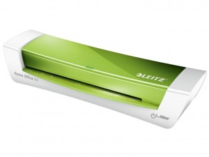 Laminator Leitz iLam Home Office A4 zielony