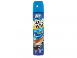 Spray do pielęgnacji mebli Gold Wax Antistatic