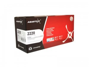 Toner Asarto Brother AS-LB2220N black TN2220