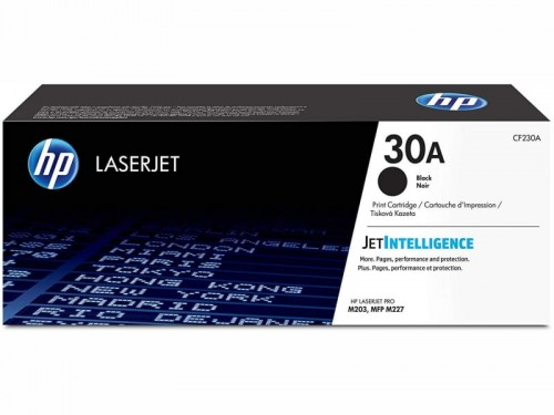 Toner HP nr 30A black 1600 str. CF230A-24387