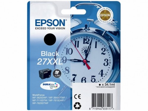 Tusz Epson T2791 XXL black 34.1 ml C13T27914012-16040